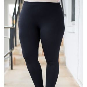 Nikibiki Black Leggings